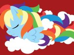 My little Pony: Rainbow Dash Art