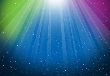 Rainbow spotlight - rainbow, colors, abstrakt, background