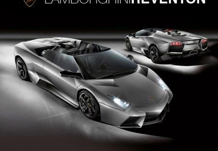 Lamborghini Reventon Roadster Lamborghini Cars Background