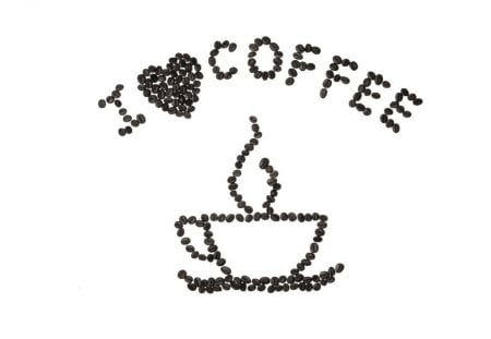 I ♥ COFFEE - hmmmmmmmmm, coffee, heart, love