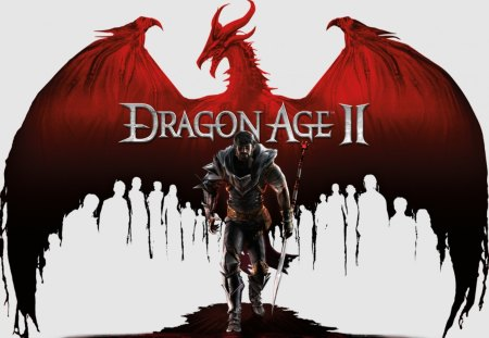 Dragon Age II - dragon age, ii, dragon, wallpaper
