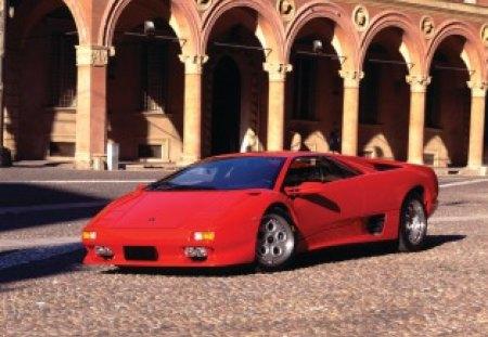 Lamborghini Diablo VT - vt, supercar, lamborghini, diablo