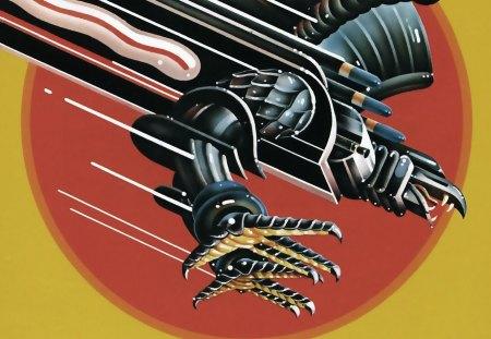 Judas Priest Screaming For Vengeance Music