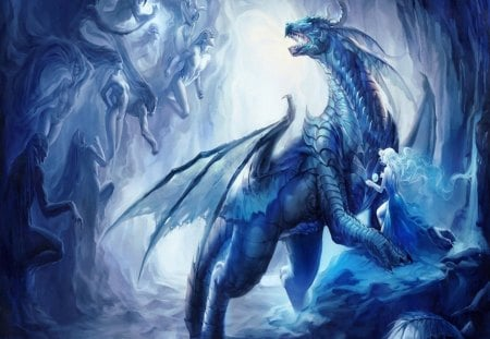 Cool dragon final fantasy video games background wallpapers on desktop nexus image 1138812 - Awesome dragon pictures ...