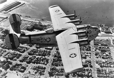 Consolidated Coronado - world war two, transport aircraft, us air force, united states air force, coronado