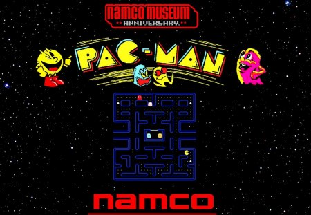 Pac-man Mania! - video games, pac-man, arcade, classic