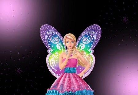 Barbie-Fairy-Secret - fantasy, barbie, doll, fairy