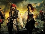 """Pirates of the Caribbean""...."
