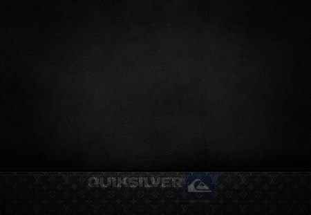 Quicksilver - quicksilver, abstract, black, leather