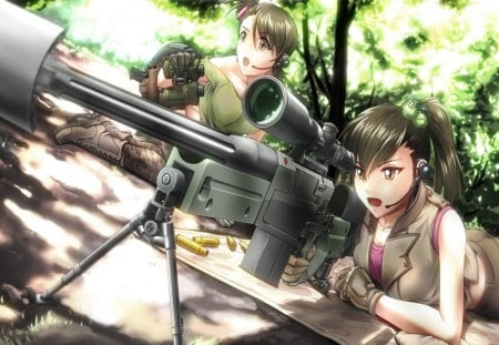 Assasssins Squad IM - girl, anime, wal, new, beauty, idolmasters
