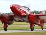 De Havilland DH-88 Comet (replica)..