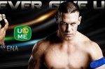 WWE WRESTLER JOHN CENA