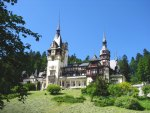 Peles Castle eastern europe Romania most beautiful landscapes