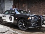 Police Muscle Car