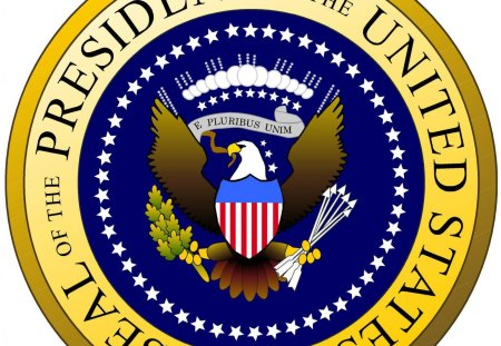 The Presidential Seal - the president, the potus, president, obama, the presidential seal