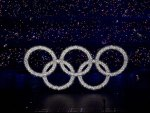 Sparkle Olympic Rings