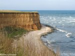 Romania beach Olimp cliff beautiful romanian beaches european landscapes pictures