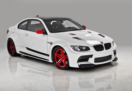 BMW GTRS3 - gtrs3, 2011, vorsteiner, tuning, avtooboi, bmw