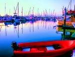 Hervey Bay harbour