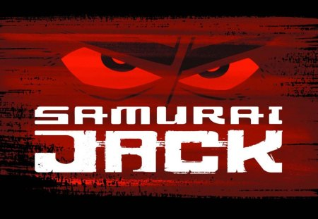 Samurai Jack - samurai, cartoon, series, jack
