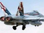 F-18 HORNET !!
