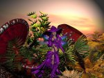 Purple Magic Fairy