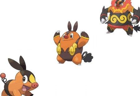 Tepig Evolution - Pokemon & Anime