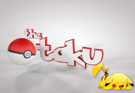 The Pokemon Otaku - otaku, pikachu, pokemon, pokeball