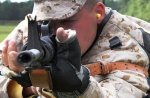 THE MOST DEADLY THING IS A MARINE AND HIS RIFLE !