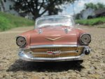 1957 Chevy Bel Air Diecast