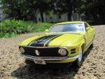 1970 Ford Mustang Boss Diecast