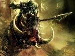 Goblin Boar Rider