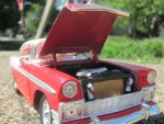1956 Chevy Bel Air Diecast