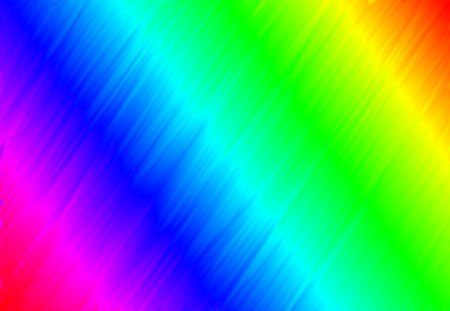 rainbow - blue, pink, green, red, light blue, yellow