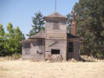 Schoolhouse in Oregon Ghost Town