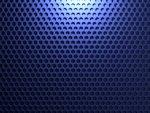 Blue Pegboard Background