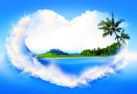 Love Nature 3d And Cg Abstract Background Wallpapers On Desktop Nexus Image 1148127