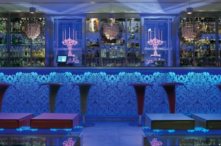 Modern Bar with Bling