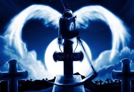 Angel Of Death Dna Anime Background Wallpapers On