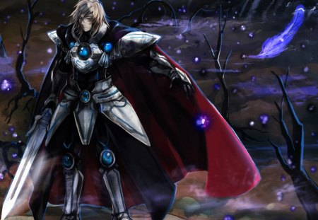 Solitary Knight Gancelot - Other & Anime Background ...
