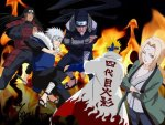 The Great Konoha Kages