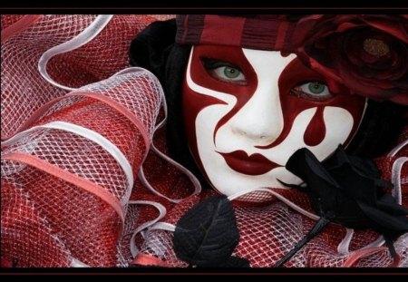 Clown / Payaso / HarleQuin