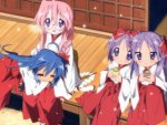 Lucky Star Miko Maidens