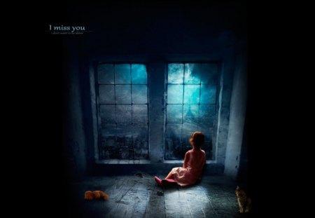 Рисунок девушка смотрит в окно