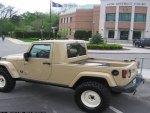 Jeep Wrangler JT Pick Up