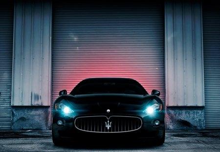 Maserati-Granturismo - stern, maserati, granturismo, william