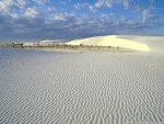 Gypsum-Sand-Dunes-White-Sands-National-Monument