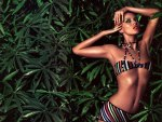 Kate Moss - in the jungle;)