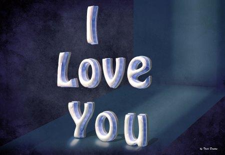 I Love You - 3, 2, i love you, 1
