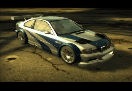 BMW M3 GTR - most wanted, bmw, bmw m3 gtr, nfsmw, gts, need for speed, gtr, drift, fast